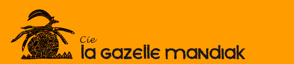 Logo de La Gazelle Mandiak